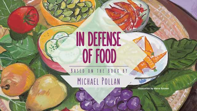 Kikim Media receives a NSF grant for In Defense of Food