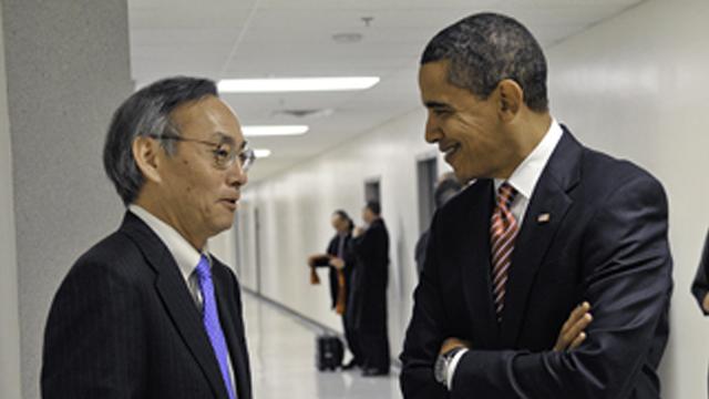 Nobel laureate & former Energy Secretary endorses Our Beautiful Planet